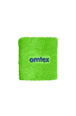 Wrist Sweat Band (3 inch) - Green