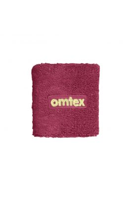 Wrist Sweat Band (3 inch) - Maroon