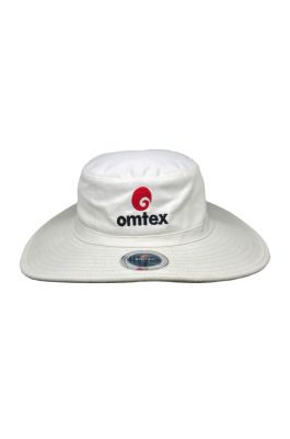 Omtex Panama Hat Test - White