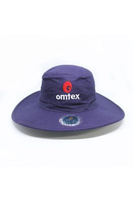 Omtex Panama Hat Test - Ink blue