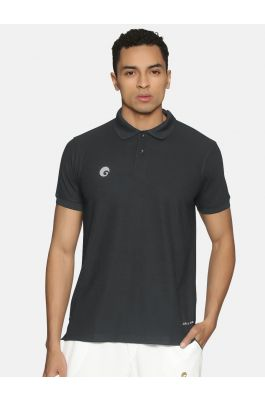 Kings Polo T-shirt Grey