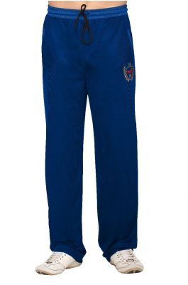 Wolf Royal Track Pants - Royal TP 01 Navy Blue