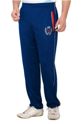 Wolf Royal Track Pants - Royal TP 02 Navy Blue