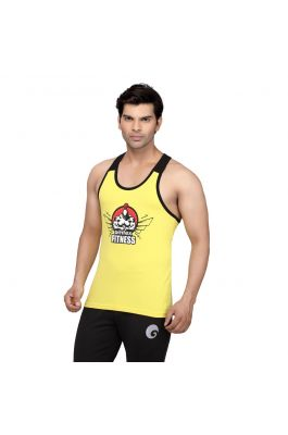 Gym Stringers - Yellow