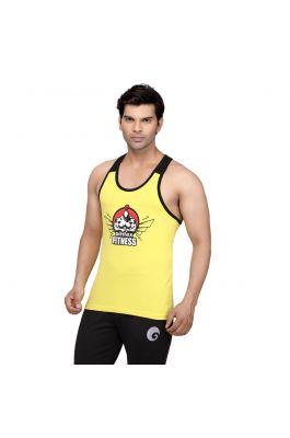Gym Stringers - Yellow