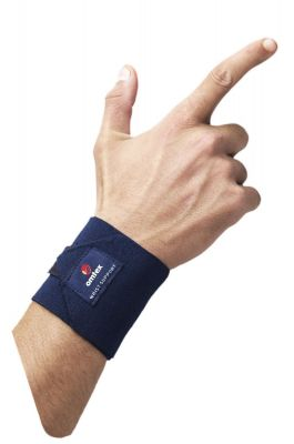 Wrist Support - Navy Blue - Adjustable Velcro