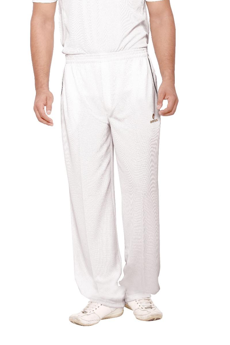 JW Cricket Whites Trousers
