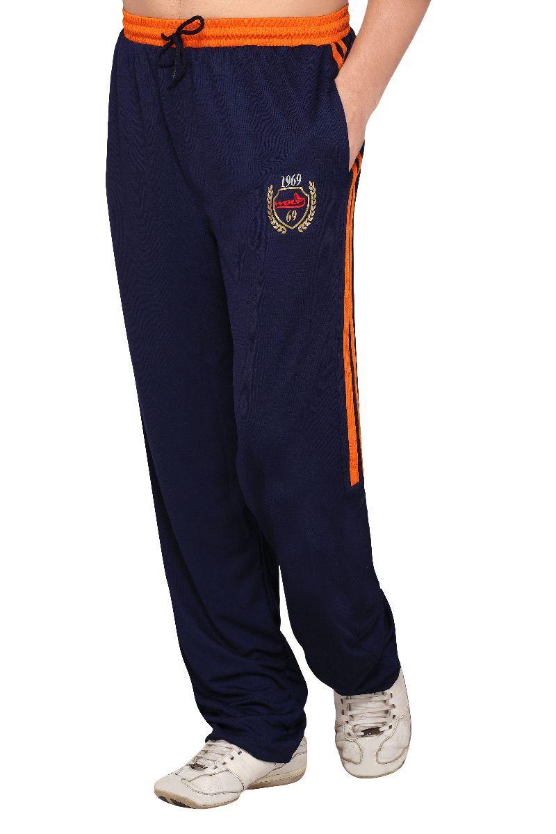 Wolf Royal Track Pants - Royal TP 04 Navy Blue