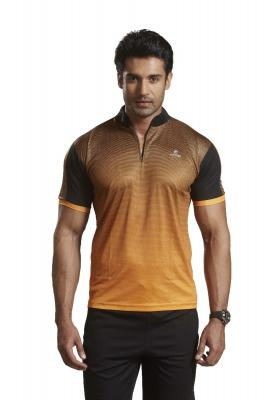 omtex Active Wear T-shirts - 1601 Orange
