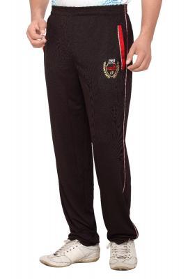 Wolf Royal Track Pants - Royal TP 02 Black