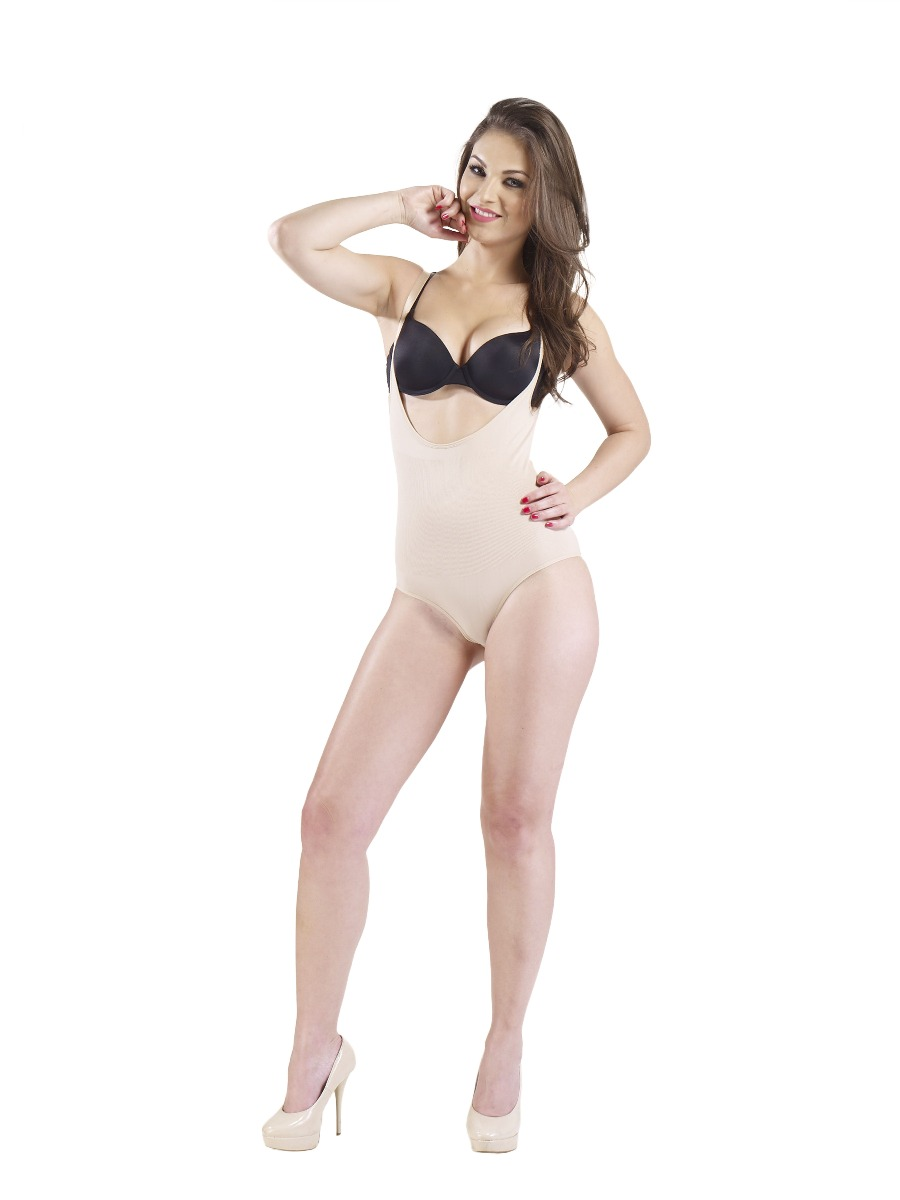 Tansy - Full Body Shaper - Nude