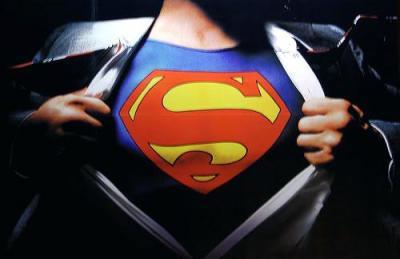 Even Superman wears a Jockstrap